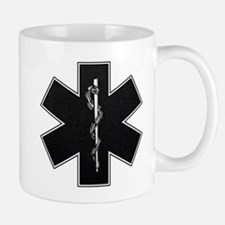 Star of Life(BW) Mug