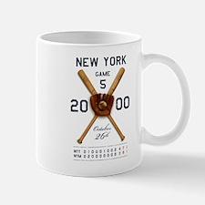 New York 2000 Game 5 Mug