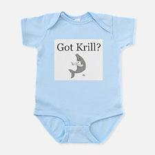 Got Krill? Infant Creeper