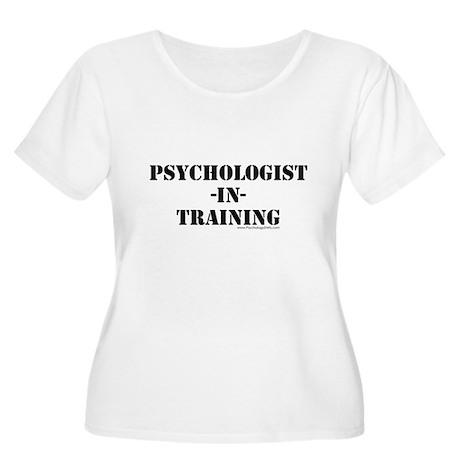 Psychologist In Training Women's Plus Size Scoop N