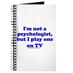 Psychologist On TV Journal