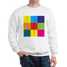 Rehabilitation Pop Art Sweatshirt