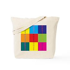 Rehabilitation Pop Art Tote Bag