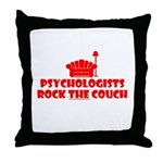 Rock The Couch Throw Pillow