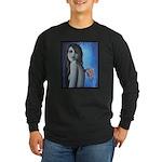 deadgirl angel Long Sleeve Dark T-Shirt