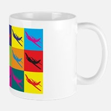 Radio Control Pop Art Small Small Mug