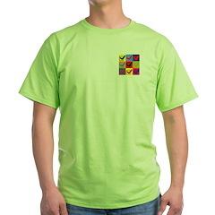 Quality Assurance Engineering Pop Art T-Shirt