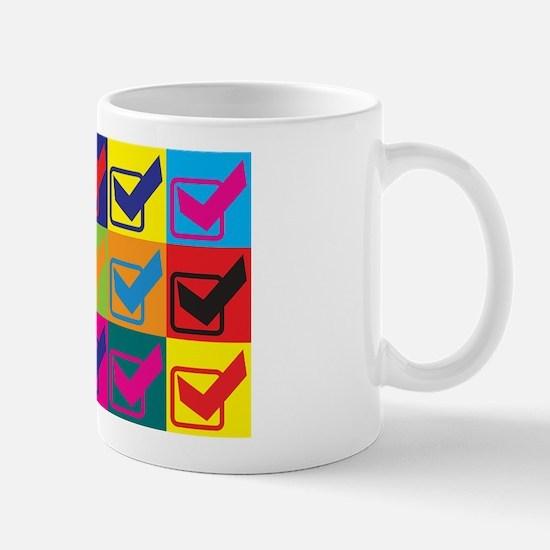 Quality Assurance Engineering Pop Art Mug