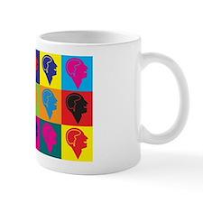 Psychology Pop Art Mug