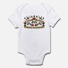 Live Love Urban Planning Infant Bodysuit