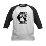 Double Agent Kids Baseball Jersey