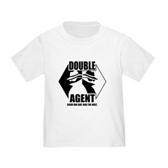 Double Agent Toddler T-Shirt