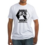 Double Agent Fitted T-Shirt