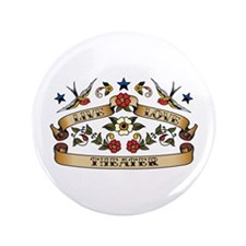 "Live Love Theater 3.5"" Button"