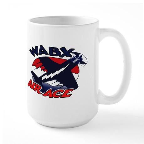 WABX Air Aces Large Mug