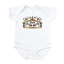 Live Love Taxes Infant Bodysuit