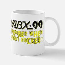 """WABX """"Remember"""" Mug"""