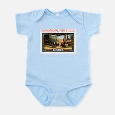Ben Hur Infant Bodysuit