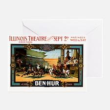Ben Hur Greeting Cards (Pk of 10)