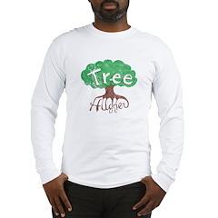 Earth Day : Tree Hugger Long Sleeve T-Shirt