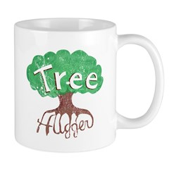 Earth Day : Tree Hugger Mug