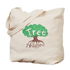 Earth Day : Tree Hugger Tote Bag