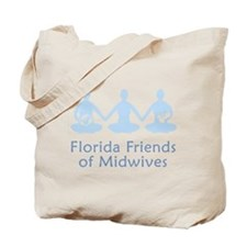 Florida Friends of Midwives Tote Bag