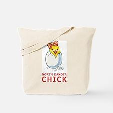 North Dakota Chick Tote Bag