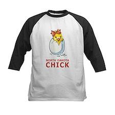 North Dakota Chick Tee