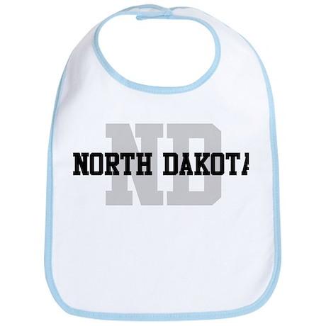 ND North Dakota Bib