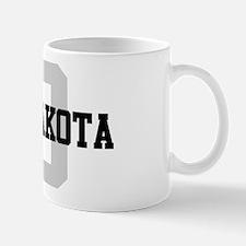 ND North Dakota Mug