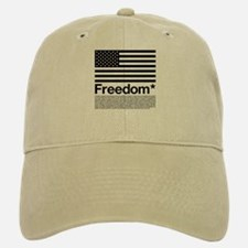 Freedom Terms and Conditions Baseball Baseball Cap