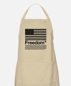 Freedom Terms and Conditions BBQ Apron