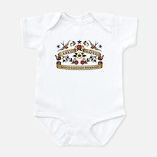 Live Love Speech-Language Pathology Infant Bodysui