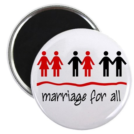 Marriage for All 2 Magnet