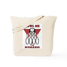 """""""Bowl Me"""" Tote Bag"""