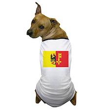 GENEVA-CANTON Dog T-Shirt