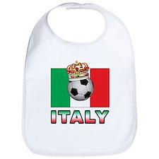 Italy Football Bib