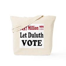 Let Duluth Vote Book Bag