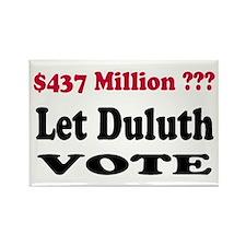 Let Duluth Vote Magnet