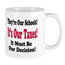 Let Duluth Vote 11 Ounce Mug