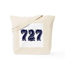 727 Tote Bag