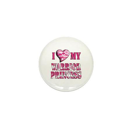 I Sway Heart My Warrior Princ Mini Button (10 pack