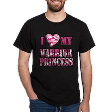 I Sway Heart My Warrior Princ T-Shirt