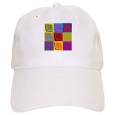Programming Pop Art Baseball Cap