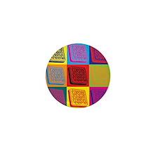 Programming Pop Art Mini Button (10 pack)