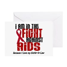 In The Fight Against AIDS 1 (Sister-In-Law) Greeti