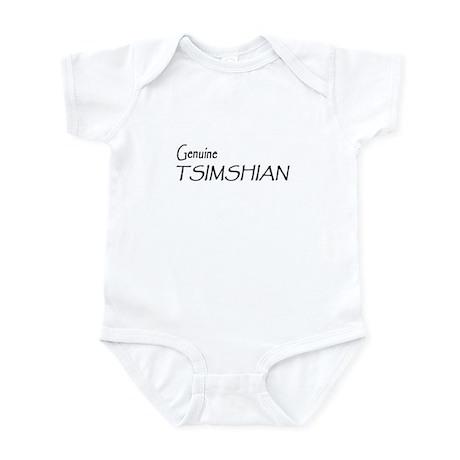 Genuine Tsimshian Infant Bodysuit