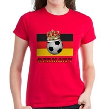 Germany Football Tee
