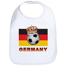 Germany Football Bib